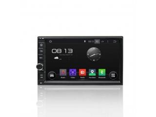 Штатная магнитола Carmedia KD-7000-P3-7 для 2Din Универсальная на Android 7.1
