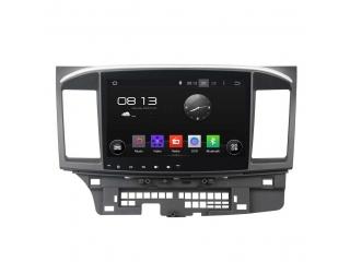 Штатная магнитола Carmedia KD-1105-P3-7 для Mitsubishi Lancer X 2007-2013 на Android 7.1